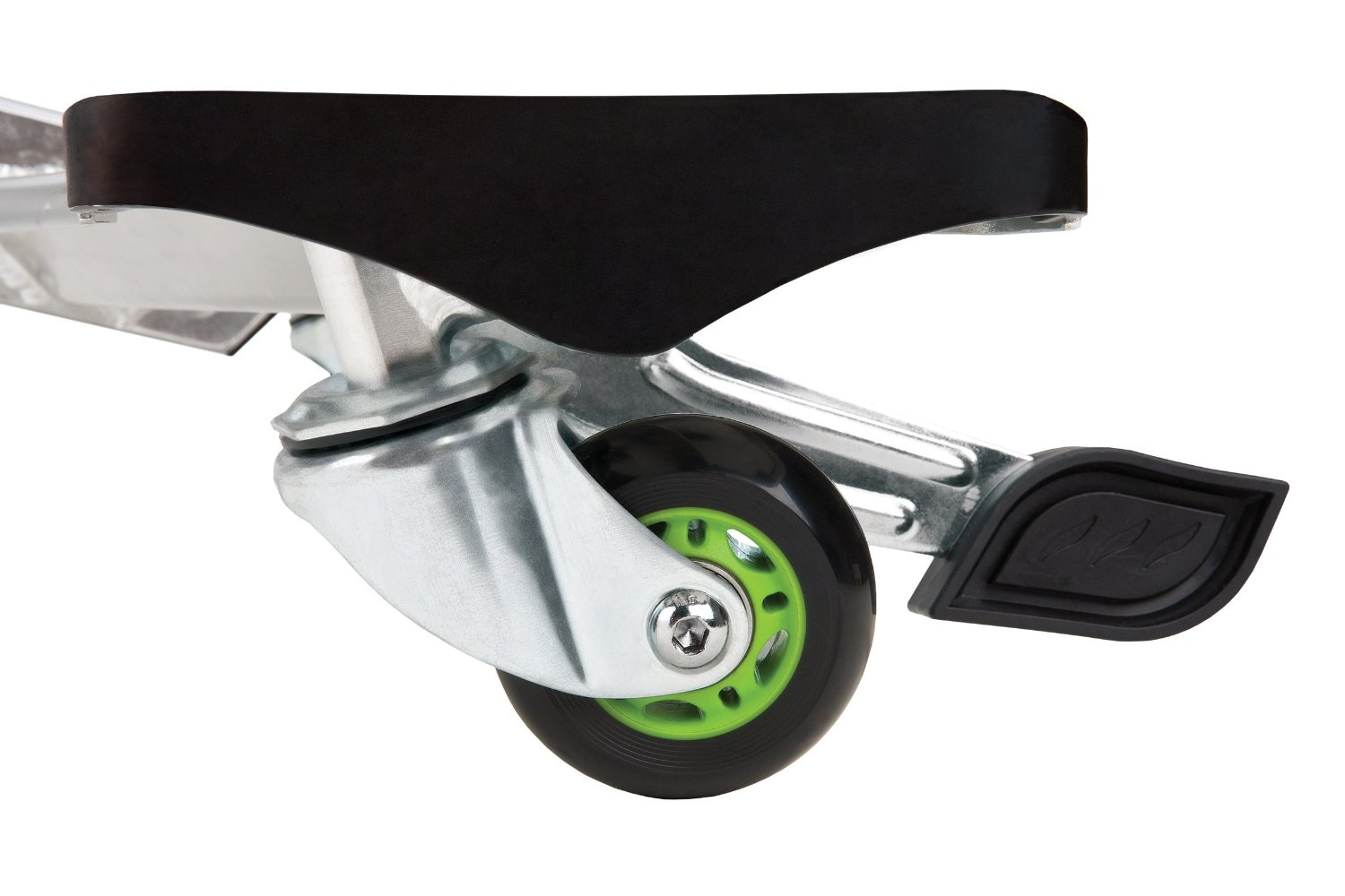 Razor PowerWing Caster Scooter Braking