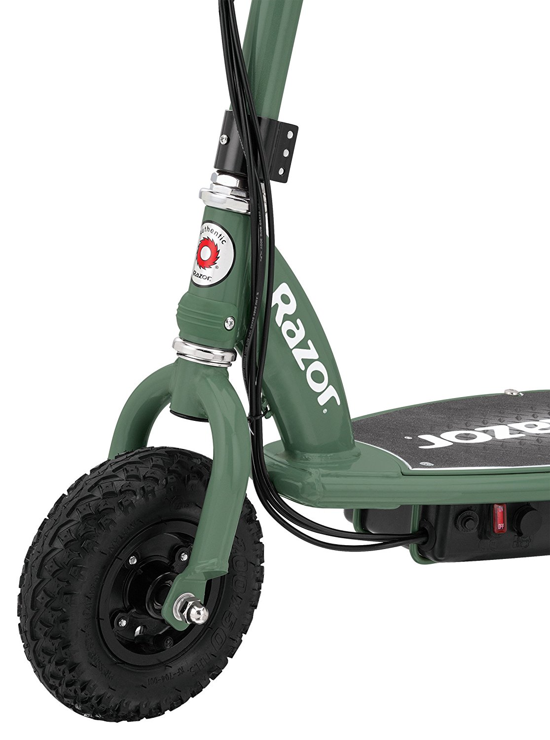 RX 200 Off Road Scooter Review