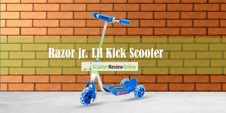Razor jr. Lil Kick Scooter