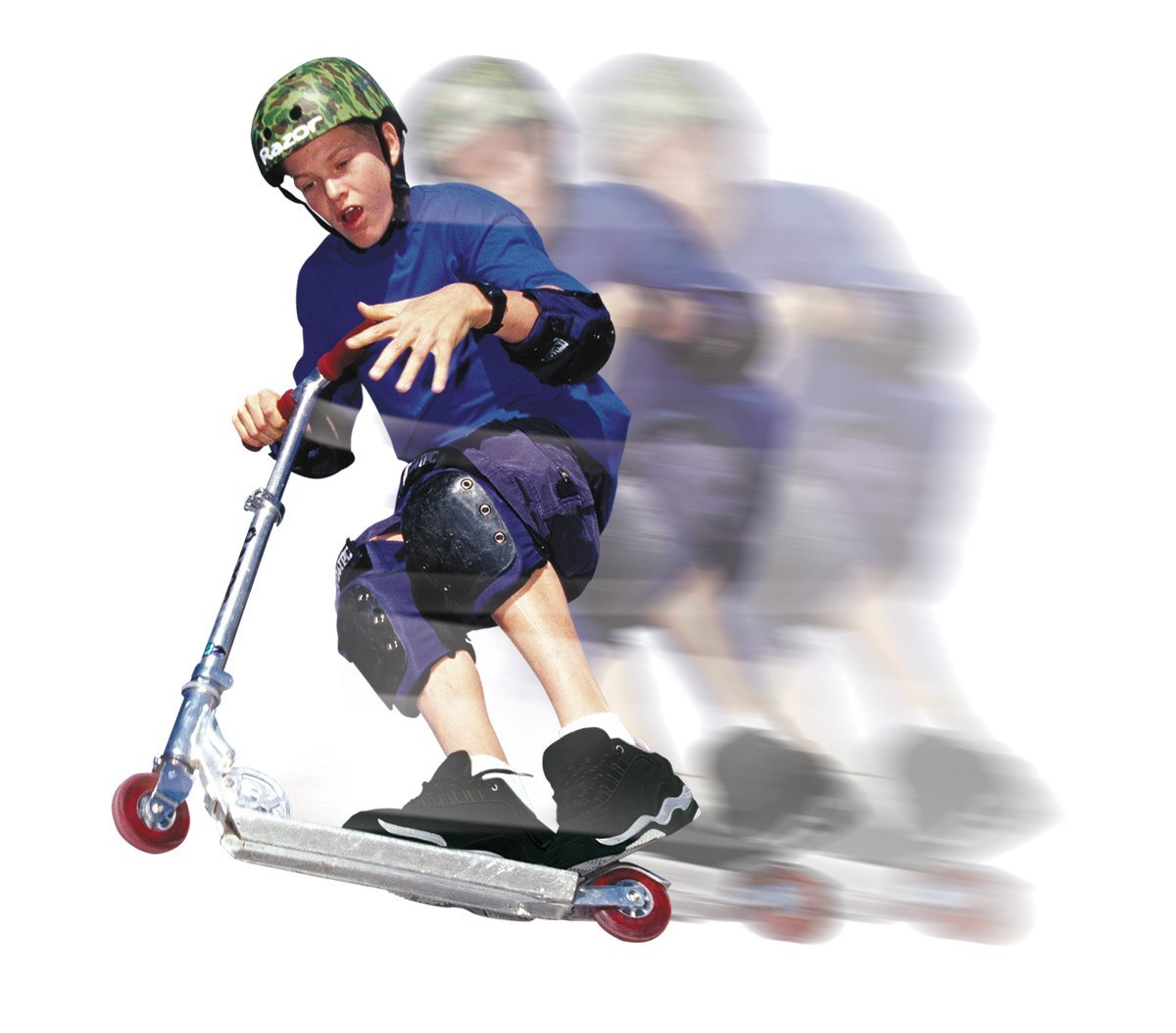 Scootersare Easier To Learn