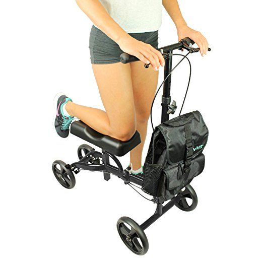 3 Reasons Why You Should Use a Knee Walker or Knee Scooter