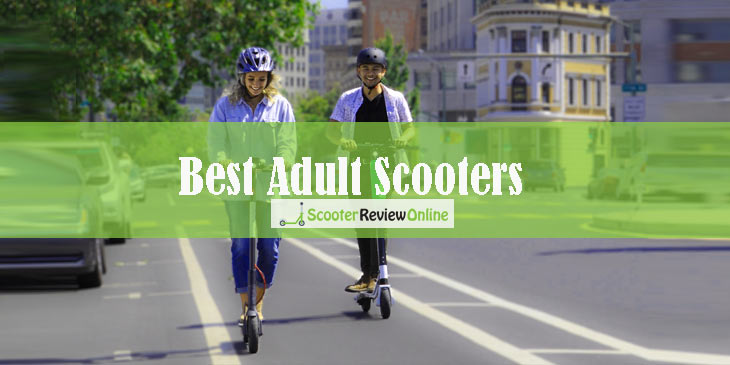 Best Adult Scooters