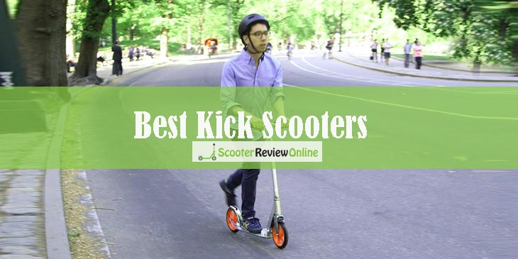 Best Kick Scooters