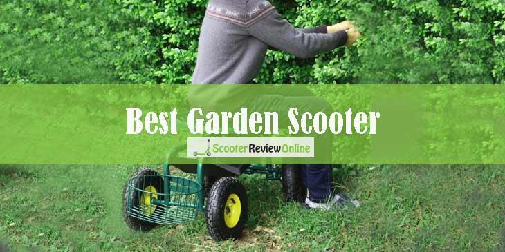 Best Garden Scooter