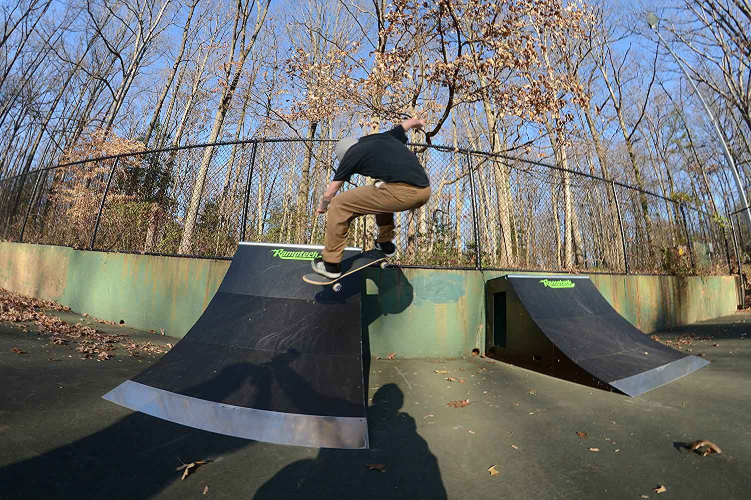 Best Skateboarding Ramps