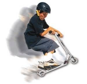 12 scooter tricks for beginners easy scooter tricks rh scooterreviewonline com Custom Scooters Stunt Scooters