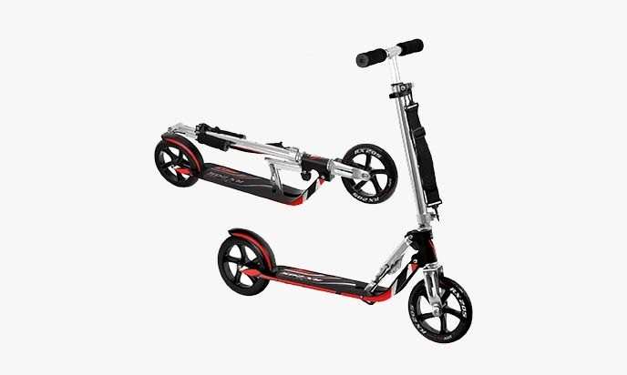 Vokul LUX Big 2 Wheel Fold Kick Scooter