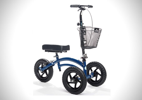 All Terrain KneeRover Steerable Knee Scooter Knee Walker