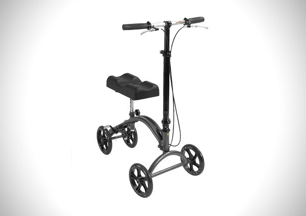 Drive Medical DV8 Aluminum Steerable Knee Walker