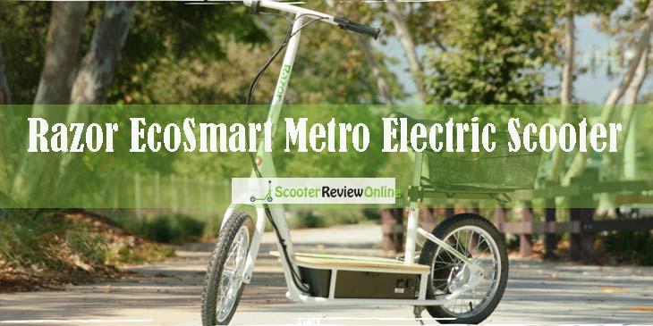 Razor EcoSmart Metro adults Electric Scooter